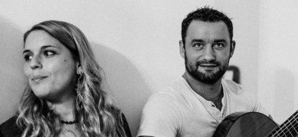 Andrea Caparros & Emile Melenchon duo