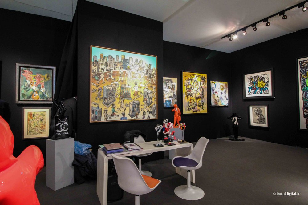 Billetterie salon des antiquaires et de l 39 art - Salon art contemporain ...