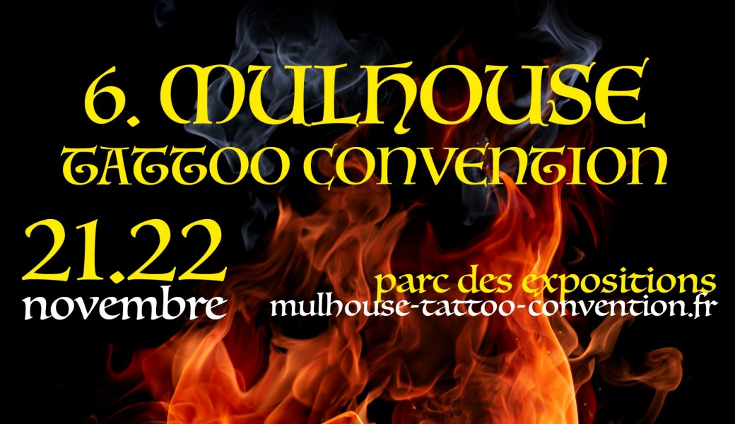 6# MULHOUSE TATTOO CONVENTION