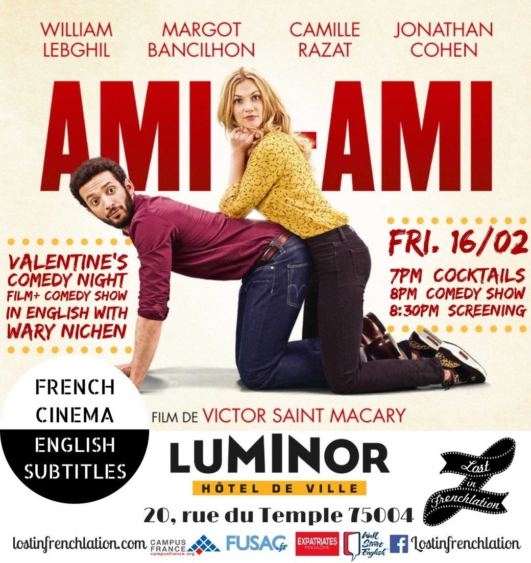 Ami-ami (Lost in Frenchlation)