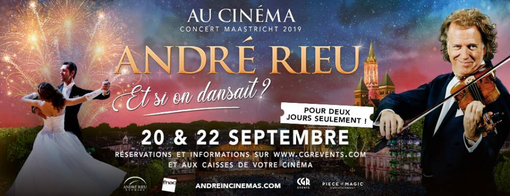 André Rieu : Et si on dansait ?