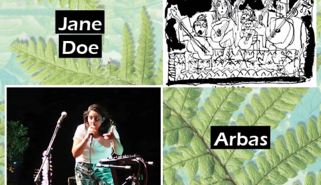 ARBAS + Jane DOE +  Clara MALATERRE