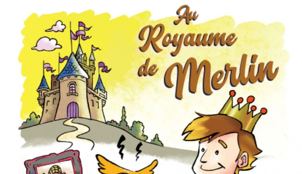 AU ROYAUME DE MERLIN