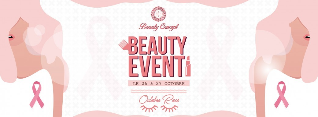 Beauty Event Octobre Rose