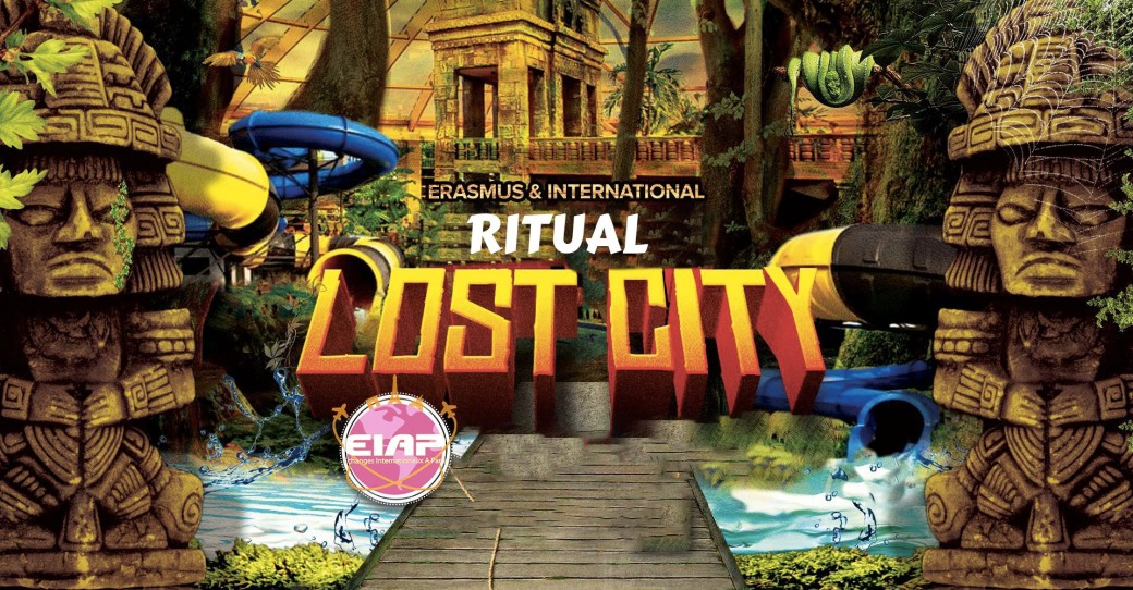 Big Opening ✘ # Fresh Saturday Lost City RITUAL Club
