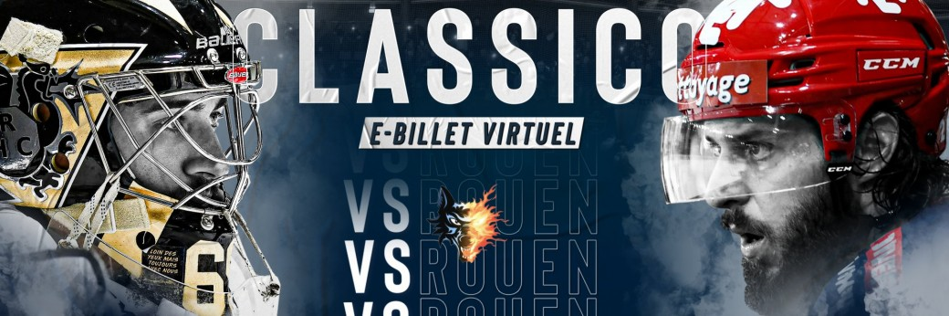 Billetterie virtuelle Grenoble-Rouen