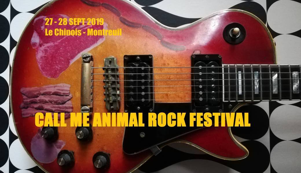 Call me animal rock festival