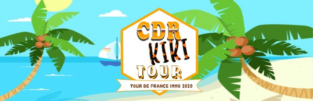 CDR KIKI Tour GRAY