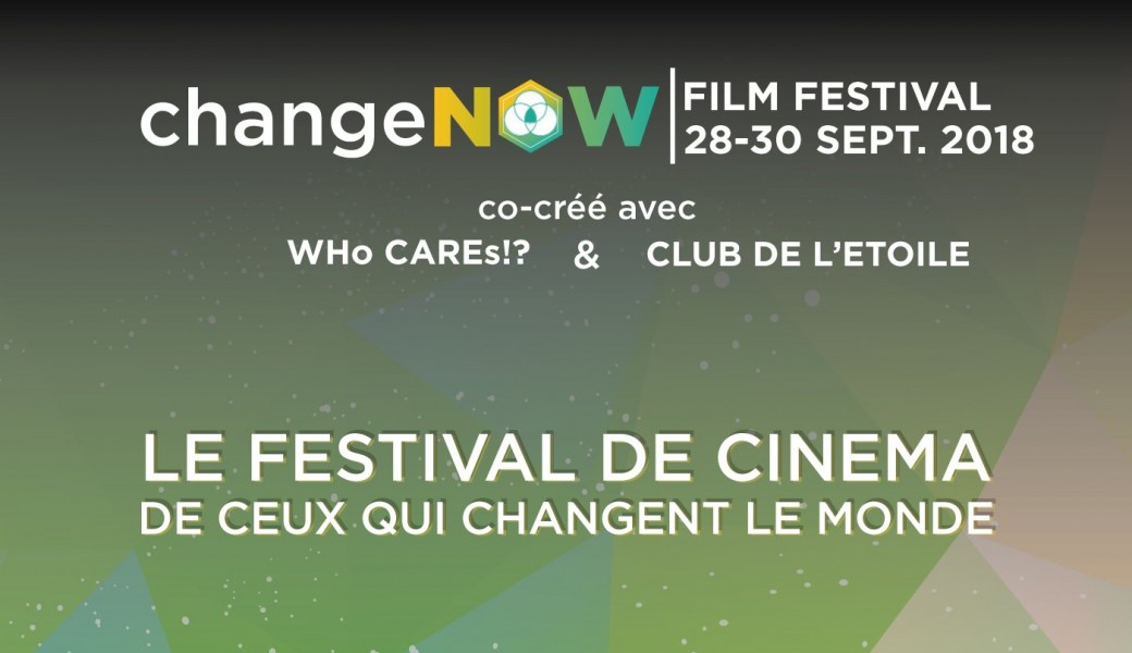 Change Now Film Festival