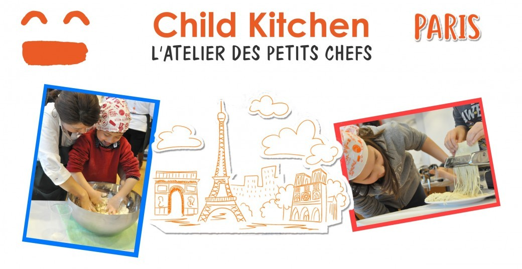 Child Kitchen Paris