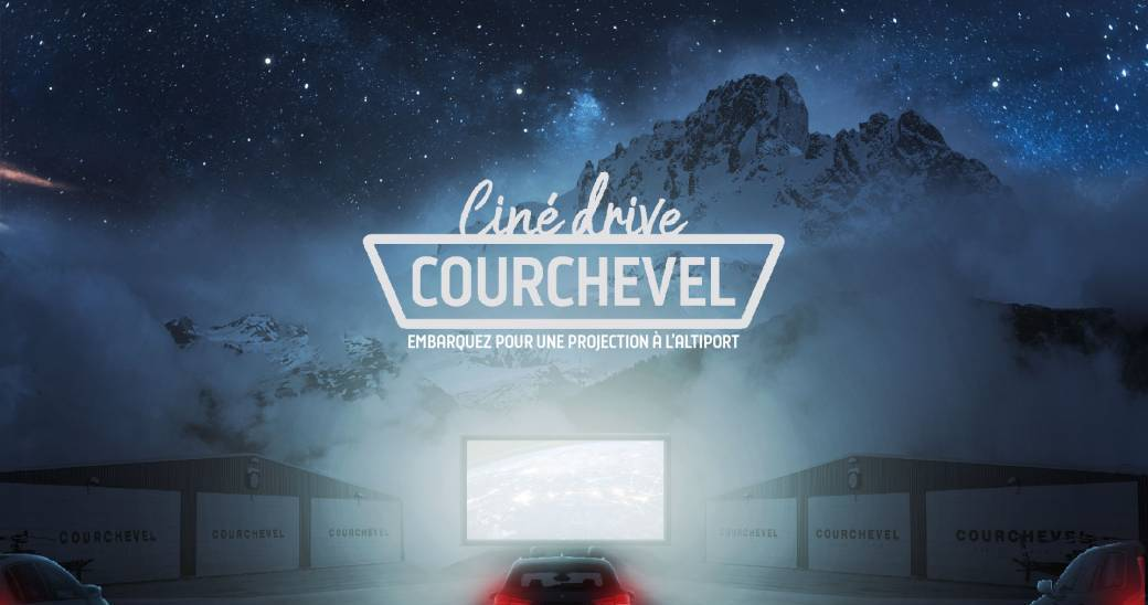 Ciné Drive Courchevel