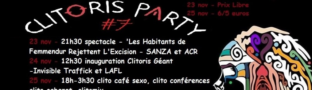 Clitoris Party # 7