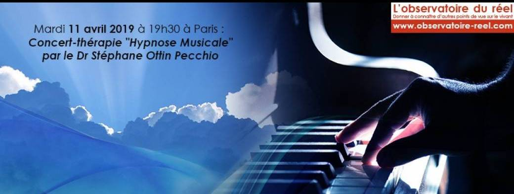 Concert d'Hypnose Musicale