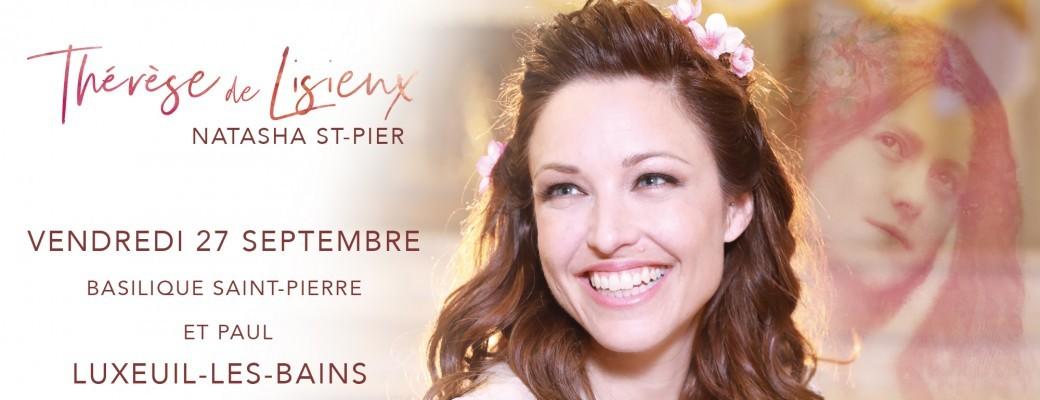 Aimer c'est tout donner @ Basilique Saint-Pierre | Luxeuil-les-Bains | Bourgogne Franche-Comté | France