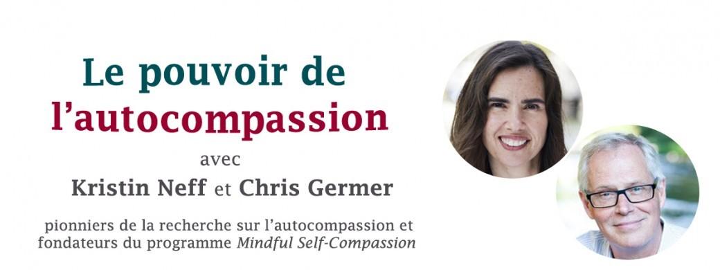 Conférence Le Pouvoir de l'Autocompassion