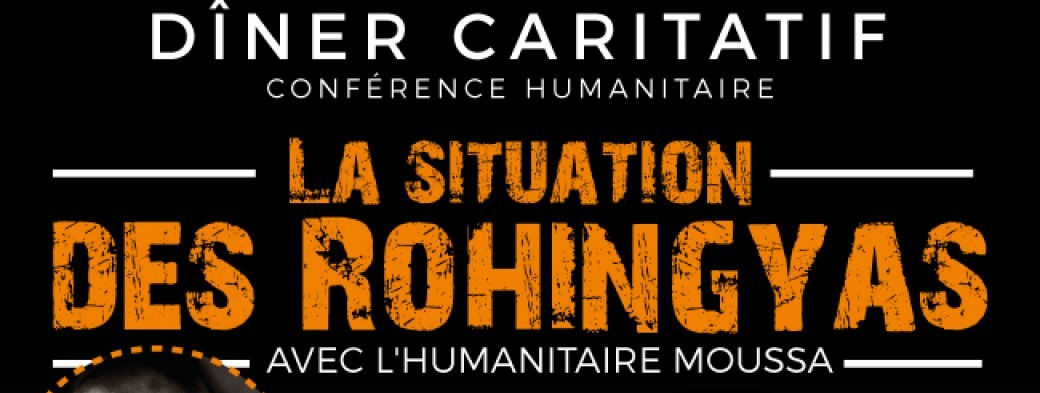 DINER CONFERENCE HUMANITAIRE