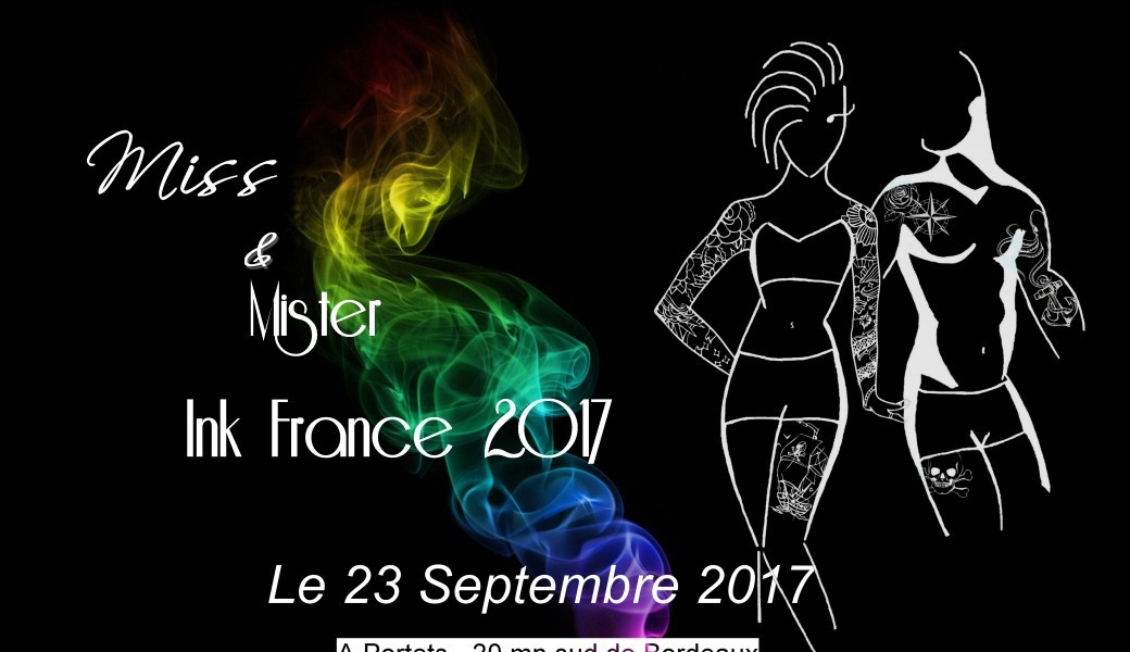 Election de Miss Et Mister Ink France 2017