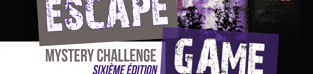Escape Game Mystery Challenge 6ème Edition