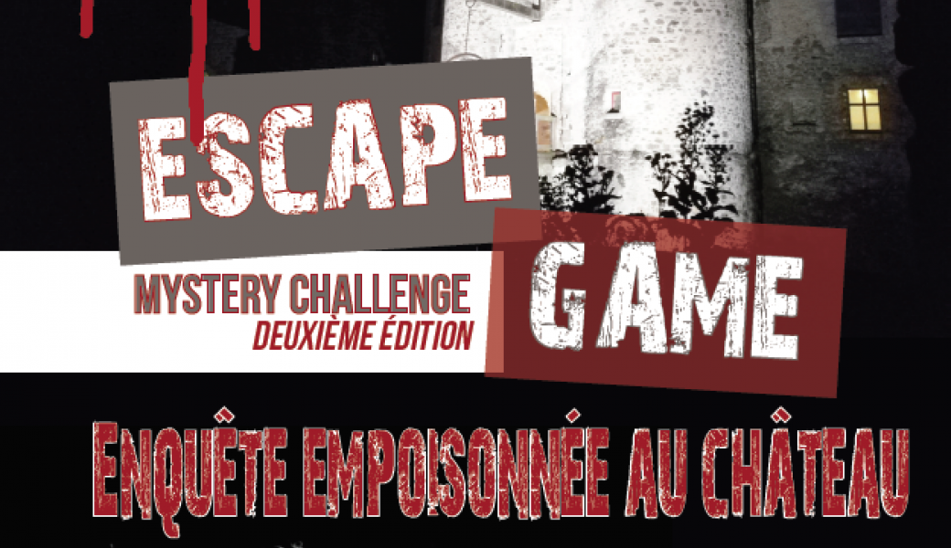 Escape Game Mystery Challenge St Mesmin