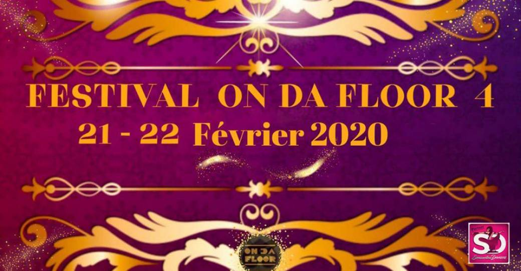 ☆ Festival On Da Floor 4 ☆ SD partner