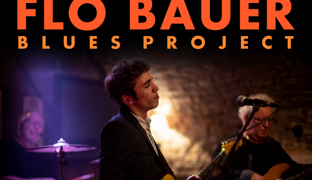 Flo Bauer Blues Project + Barefoot Iano (Blues)