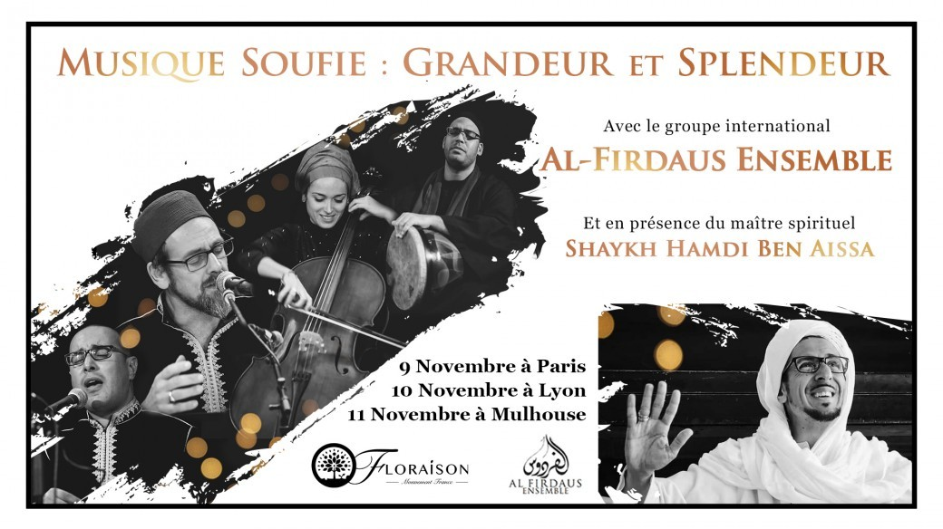 AL FIRDAUS ENSEMBLE à PARIS