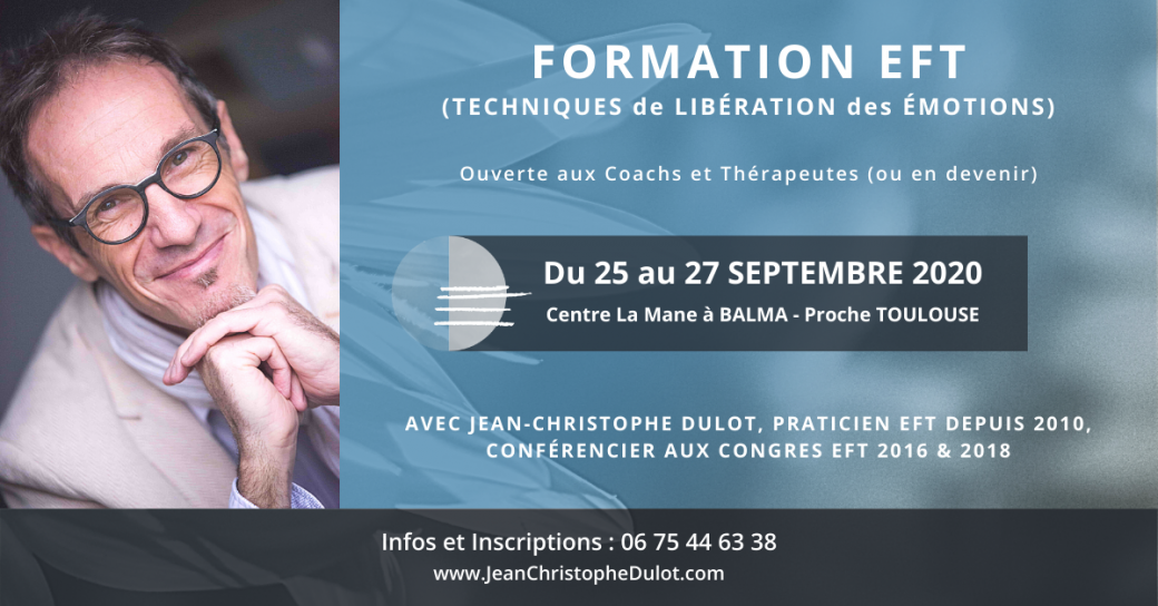 Formation EFT - Toulouse
