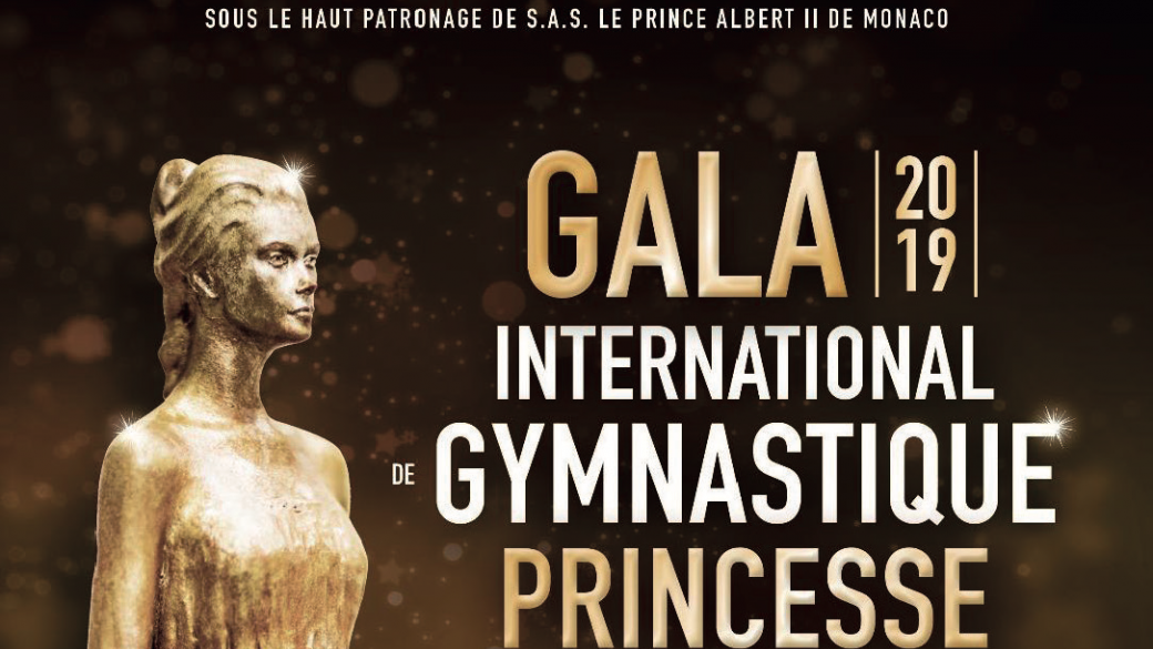 Gala International  Gymnastique PRINCESSE GRACE
