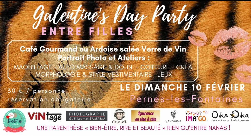 Galentine's Day Party entre filles