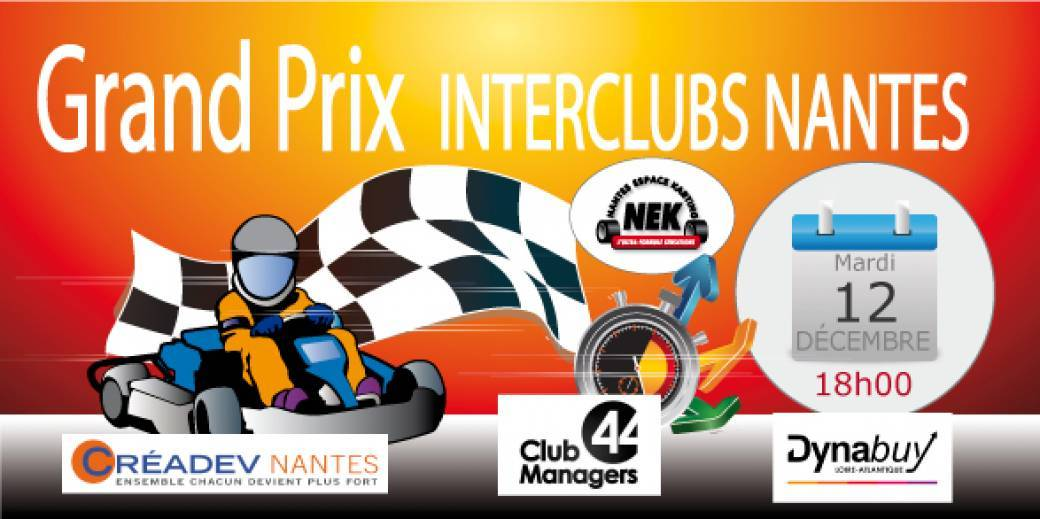 Grand Prix karting Interclubs Nantes