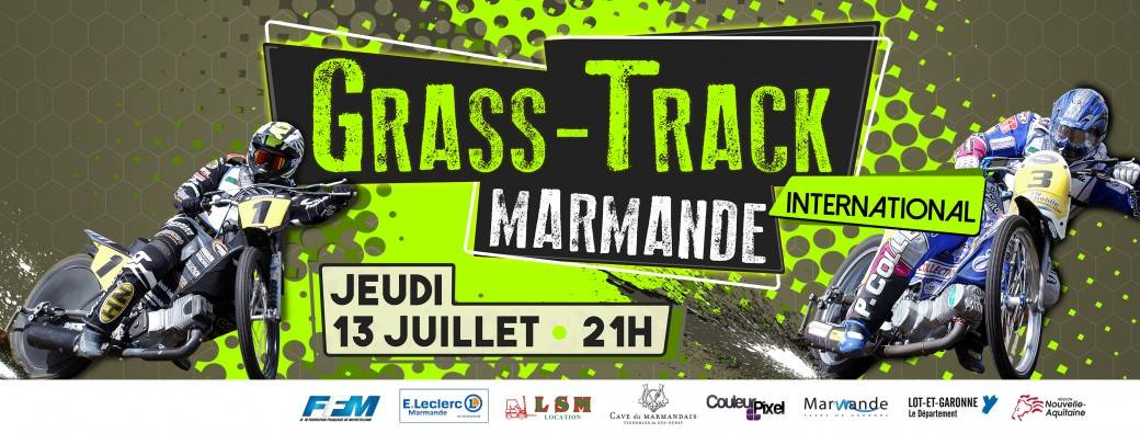 Grass-Track International de Marmande
