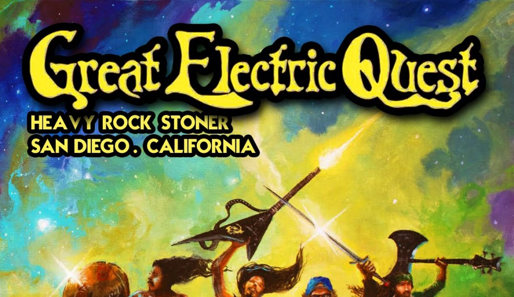 Great Electric Quest (USA) / Worselder
