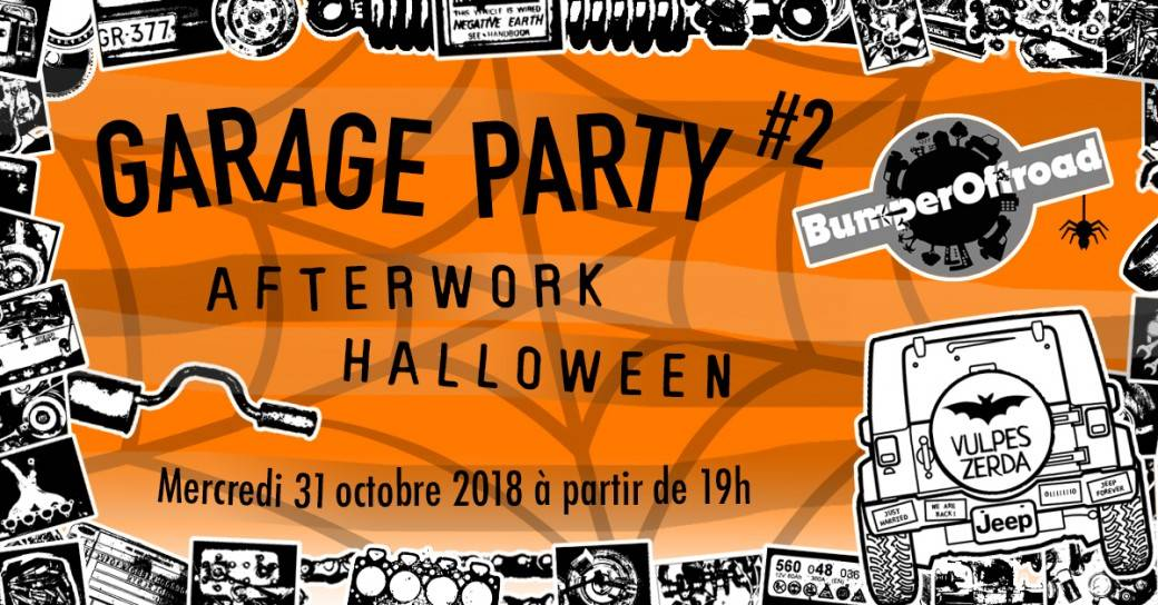 Garage Afterwork Party #2