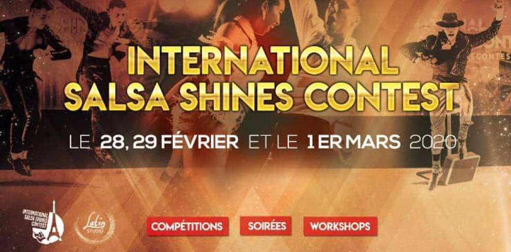International Salsa Shines Contest