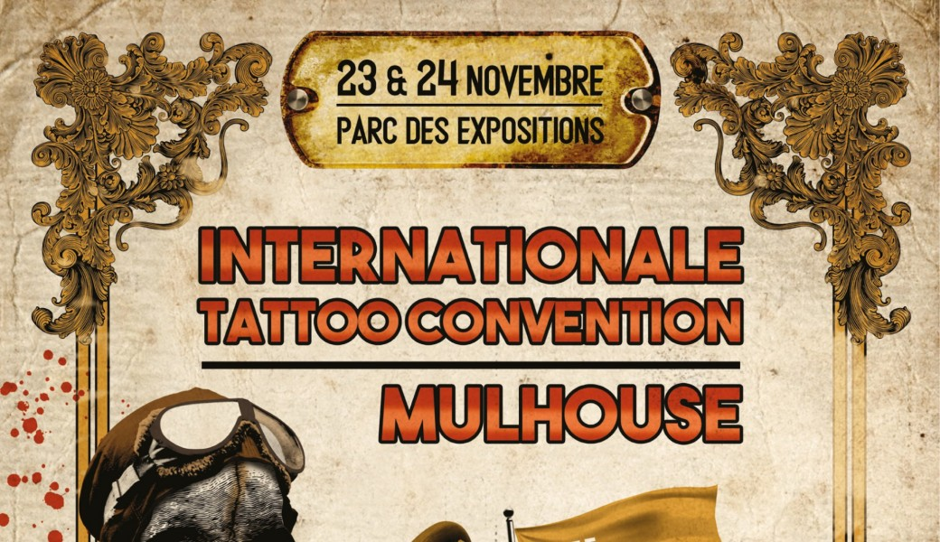 INTERNATIONALE MULHOUSE TATTOO CONVENTION