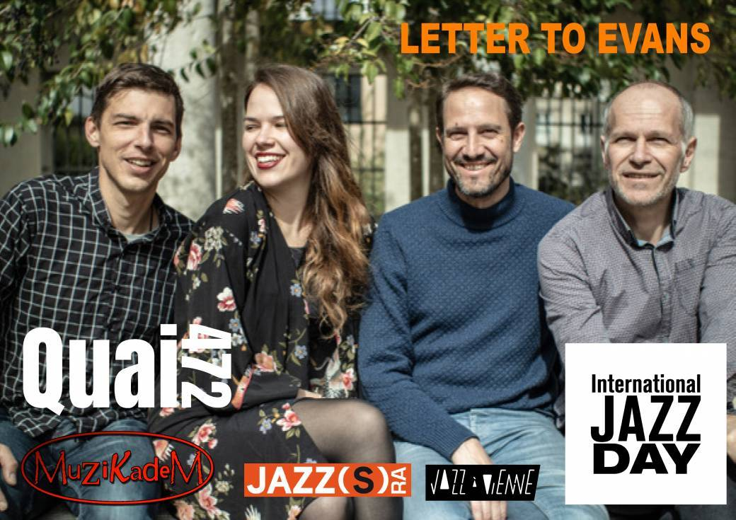 Jazz Day: LETTER TO EVANS + JAZZ DREAMERS