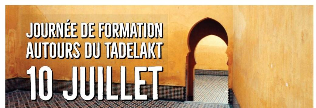 Journée De Formation   Tadelakt (Chaux Marocaine)