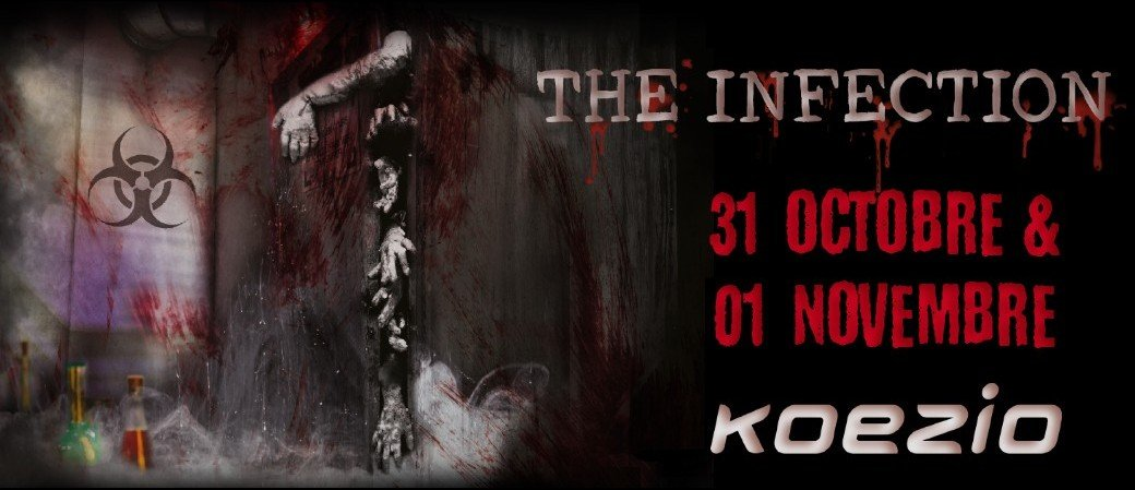 Koezio The Infection - Cergy