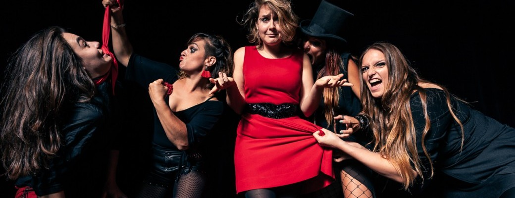 Ladies Ballbreaker (Tribute ACDC 100% Féminin)