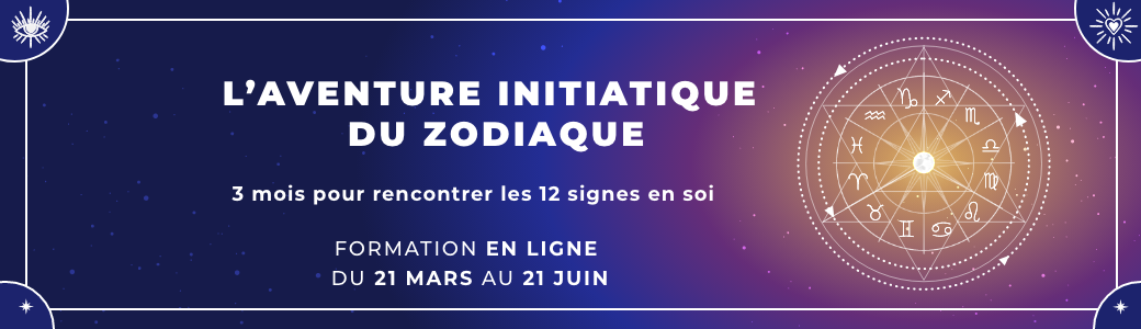 L'aventure initiatique du zodiaque