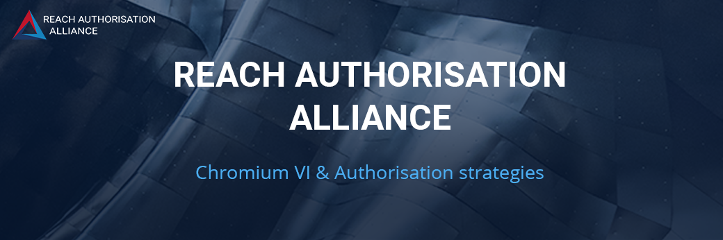 Launch of the REACH Authorisation Alliance - Chromium VI & Authorisation strategies
