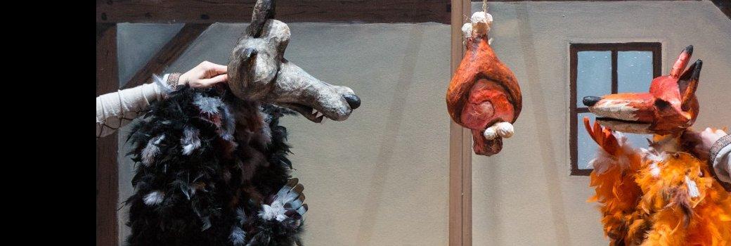 (Famille) Petit théâtre Le roman du renard