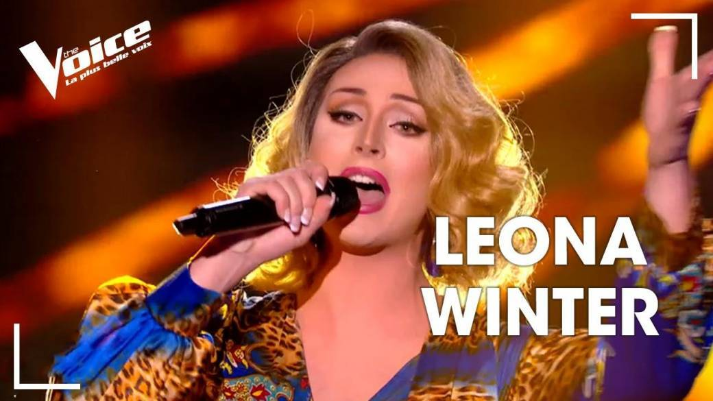Léona Winter The Voice 2019