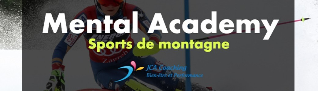 Mental Academy - Ski Alpin - Préparation Tests 2P 2019