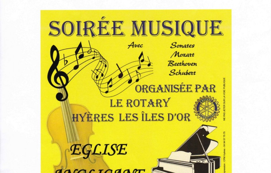 MUSICALE-Rotary