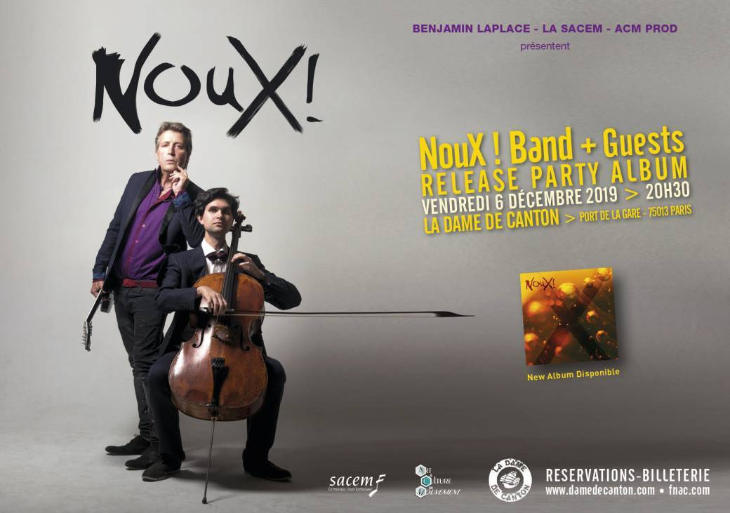 NouX! 'Band + Guests