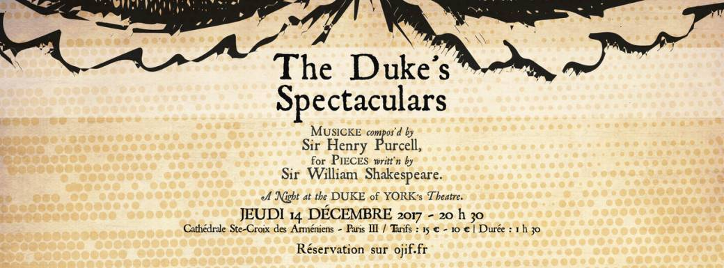 The Duke's Spectaculars
