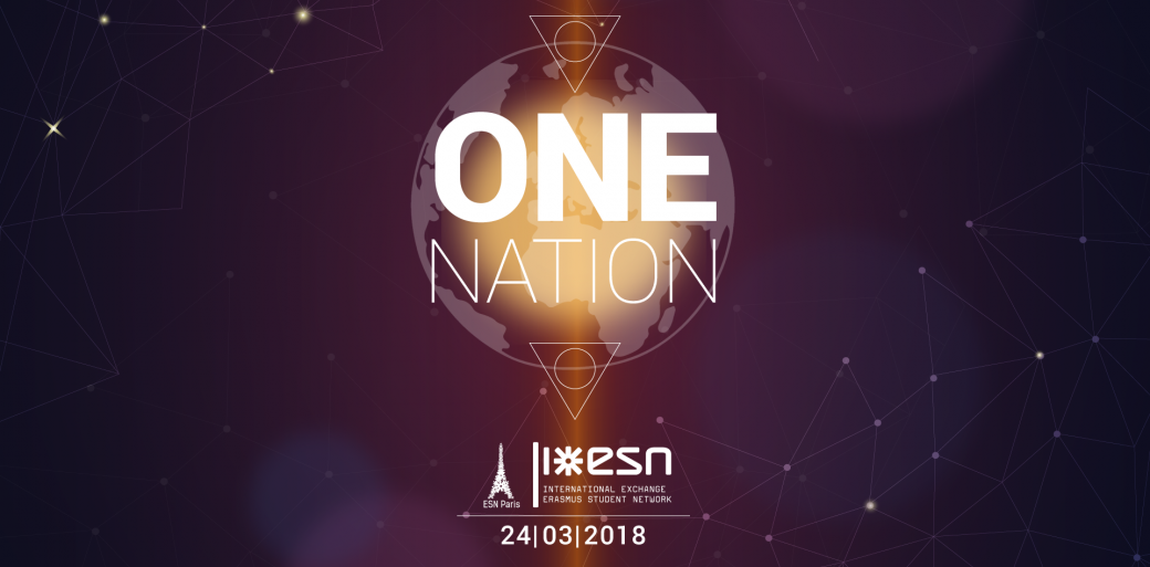 ONE NATION by ESN Paris