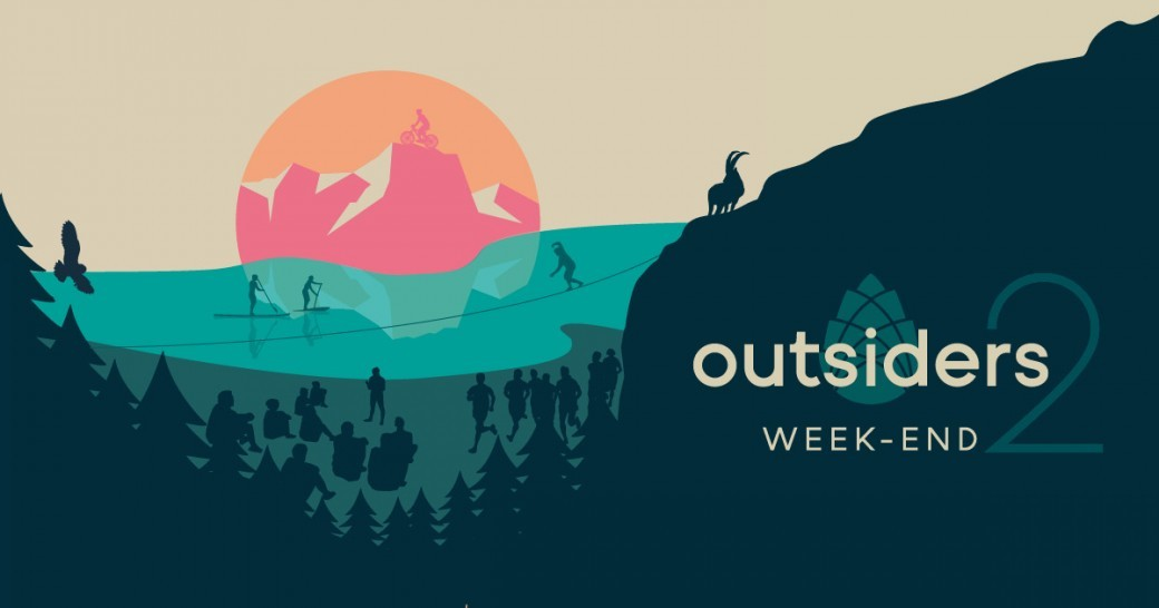 Outsiders Week-end N°2