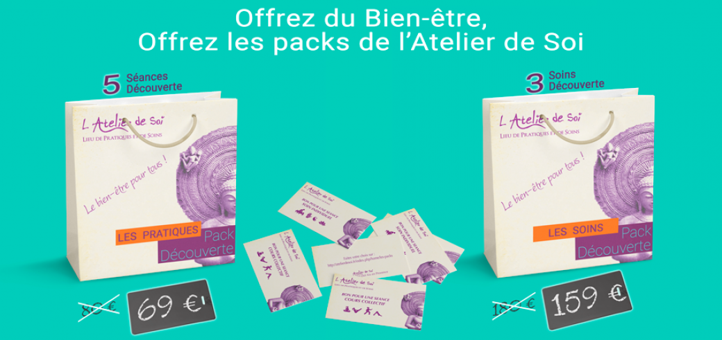 "PACKS ""DECOUVERTE"""